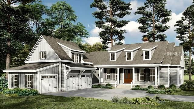 68 Oak Tree Road, Bluffton, SC 29910 (MLS #414128) :: Charter One Realty