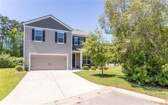 37 Kings Cross Court, Beaufort, SC 29902 (MLS #414135) :: The Bradford Group
