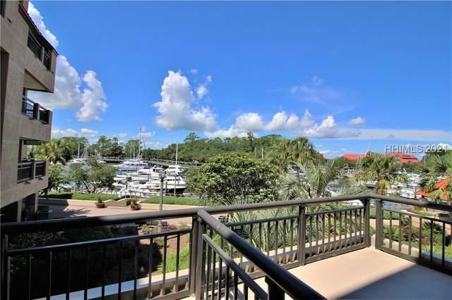 9 Harbourside Lane 7306C, Hilton Head Island, SC 29928 (MLS #414143) :: Charter One Realty