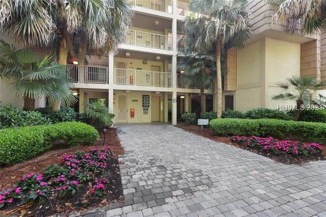 18 Lighthouse Road #466, Hilton Head Island, SC 29928 (MLS #414157) :: Southern Lifestyle Properties
