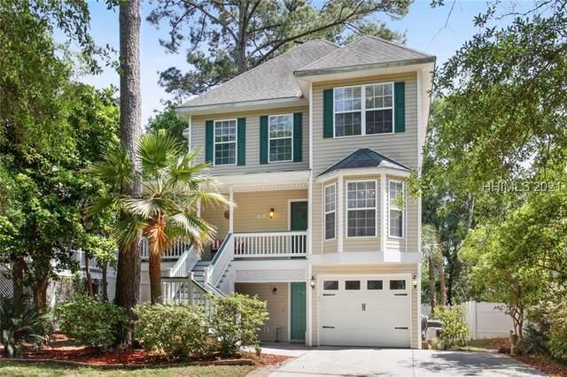 42 Victoria Square Drive, Hilton Head Island, SC 29926 (MLS #414161) :: Hilton Head Dot Real Estate