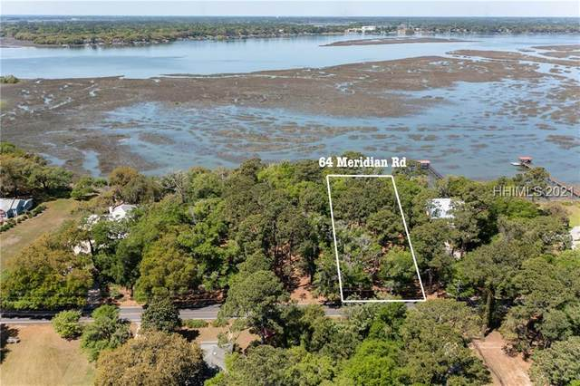 64 Meridian Road, Beaufort, SC 29907 (MLS #414164) :: Charter One Realty