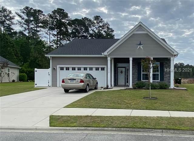 110 White Crescent Circle, Ridgeland, SC 29936 (MLS #414167) :: Hilton Head Real Estate Partners