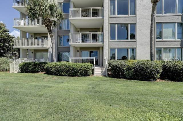 21 S Forest Beach Drive #108, Hilton Head Island, SC 29928 (MLS #414170) :: The Bradford Group