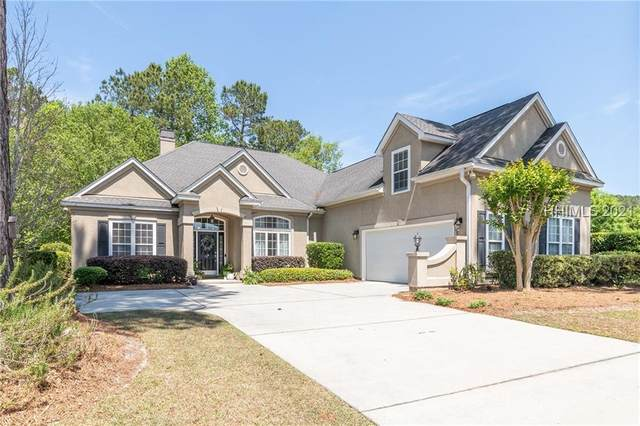 11 Stonehedge Way, Bluffton, SC 29910 (MLS #414177) :: Collins Group Realty