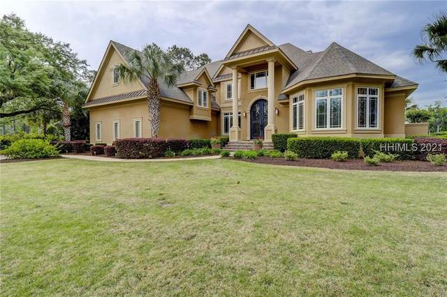 270 Belfair Oaks Boulevard, Bluffton, SC 29910 (MLS #414190) :: Collins Group Realty