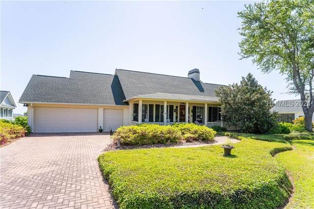 1207 Big Dataw Point, Saint Helena Island, SC 29920 (MLS #414191) :: Luxe Real Estate Services