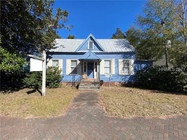 7835 E Main Street, Ridgeland, SC 29936 (MLS #414195) :: Hilton Head Real Estate Partners