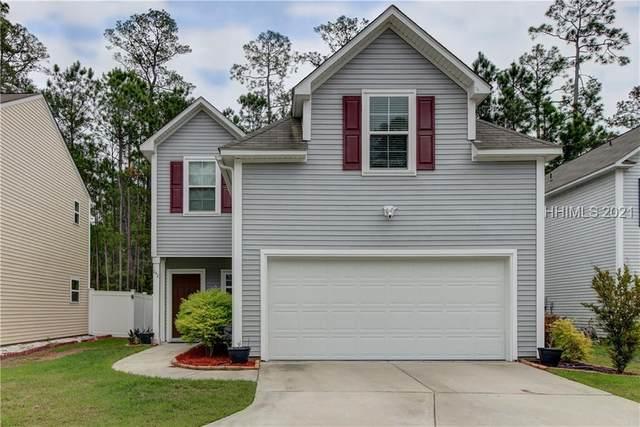 242 Turkey Oak Dr, Bluffton, SC 29910 (MLS #414208) :: Hilton Head Dot Real Estate