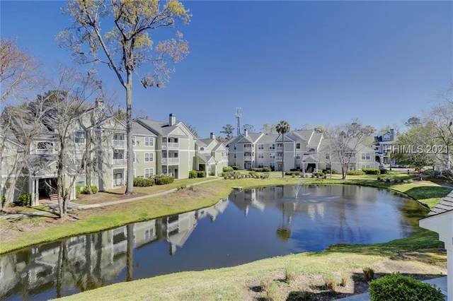 100 Kensington Boulevard #115, Bluffton, SC 29910 (MLS #414221) :: Hilton Head Dot Real Estate