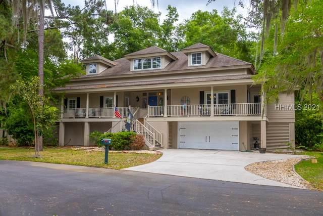 28 Silver Oak Drive, Hilton Head Island, SC 29926 (MLS #414222) :: Beth Drake REALTOR®