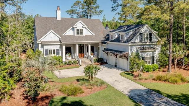 19 Pondhawk Road, Bluffton, SC 29909 (MLS #414246) :: Collins Group Realty