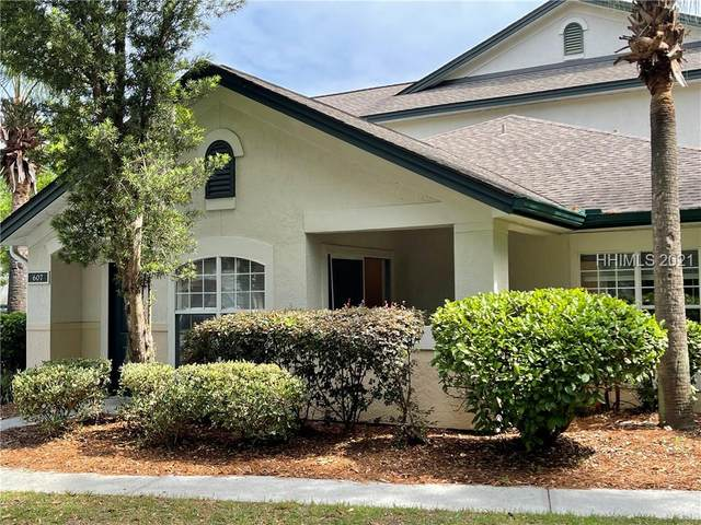 897 Fording Island Road #607, Bluffton, SC 29910 (MLS #414255) :: The Alliance Group Realty