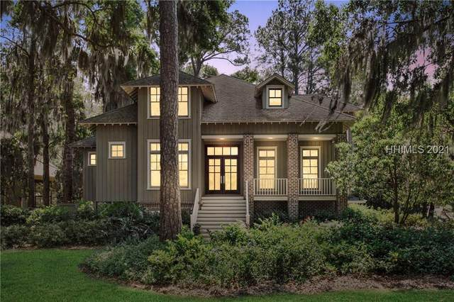45 Magnolia Blossom Drive, Bluffton, SC 29910 (MLS #414266) :: Hilton Head Dot Real Estate