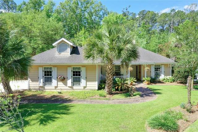 34 Chechessee Bluff Circle, Okatie, SC 29909 (MLS #414270) :: Hilton Head Real Estate Partners