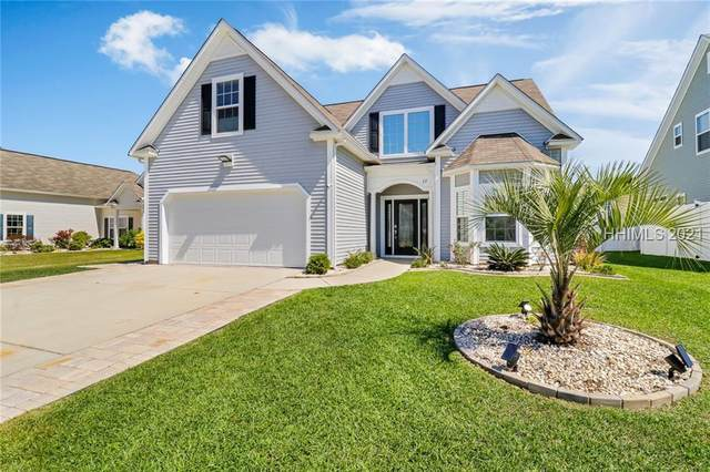 77 Wyndham Drive, Bluffton, SC 29910 (MLS #414298) :: Collins Group Realty