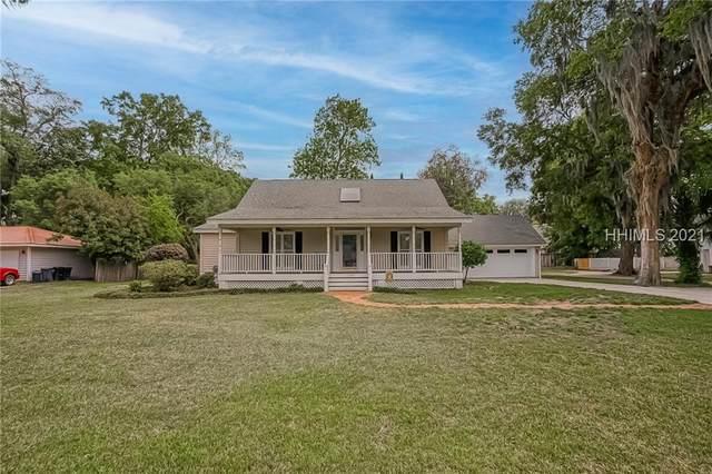 5949 Pleasant Farm Drive, Beaufort, SC 29906 (MLS #414306) :: Coastal Realty Group