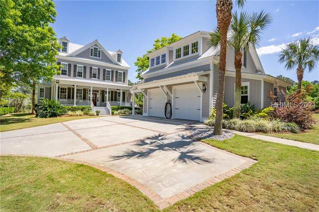 5 The Horseshoe, Beaufort, SC 29907 (MLS #414309) :: Coastal Realty Group