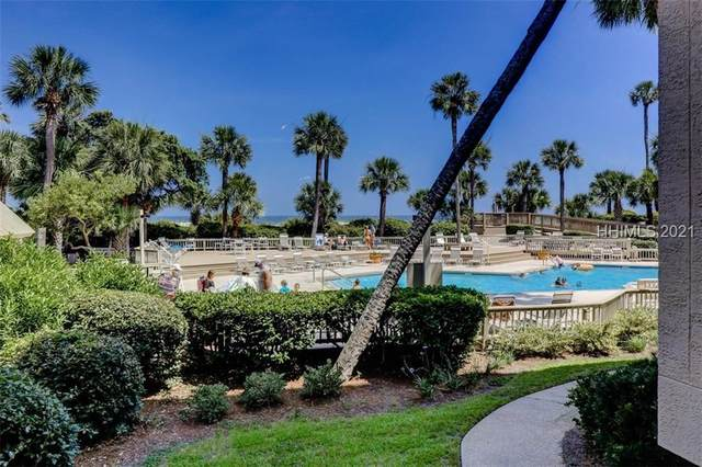 21 Ocean Lane #429, Hilton Head Island, SC 29928 (MLS #414313) :: Hilton Head Real Estate Partners