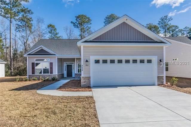 107 Newton Terrace, Ridgeland, SC 29936 (MLS #414317) :: Coastal Realty Group