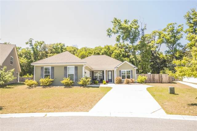 4038 Sage Drive, Beaufort, SC 29907 (MLS #414328) :: Collins Group Realty