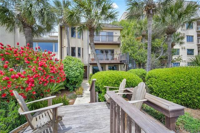 1 Beach Lagoon Road #29, Hilton Head Island, SC 29928 (MLS #414351) :: Coastal Realty Group