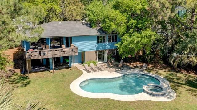 22 Sand Dollar Road, Hilton Head Island, SC 29928 (MLS #414367) :: Collins Group Realty