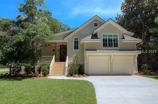 1 Cartgate Drive, Hilton Head Island, SC 29928 (MLS #414386) :: Hilton Head Real Estate Partners