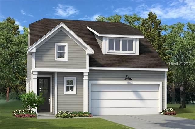 35 Garden Trail Lane, Yemassee, SC 29945 (MLS #414438) :: Charter One Realty