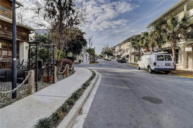 6 Promenade Street F, Bluffton, SC 29910 (MLS #414447) :: Southern Lifestyle Properties