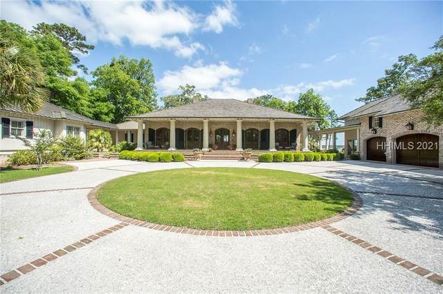 401 Old Palmetto Bluff Road, Bluffton, SC 29910 (MLS #414461) :: Hilton Head Dot Real Estate