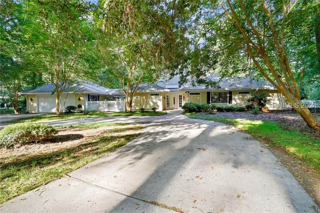11 Deer Run Ln, Bluffton, SC 29910 (MLS #414468) :: Southern Lifestyle Properties