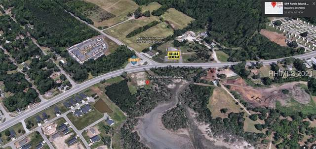 559 Parris Island Gateway, Port Royal, SC 29935 (MLS #414469) :: Charter One Realty