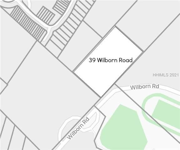39 Wilborn Road, Hilton Head Island, SC 29926 (MLS #414481) :: Hilton Head Real Estate Partners