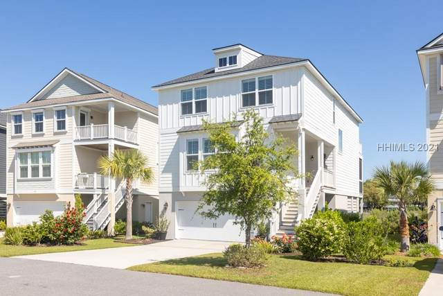 42 Hammock Oaks Circle, Hilton Head Island, SC 29926 (MLS #414499) :: Hilton Head Dot Real Estate