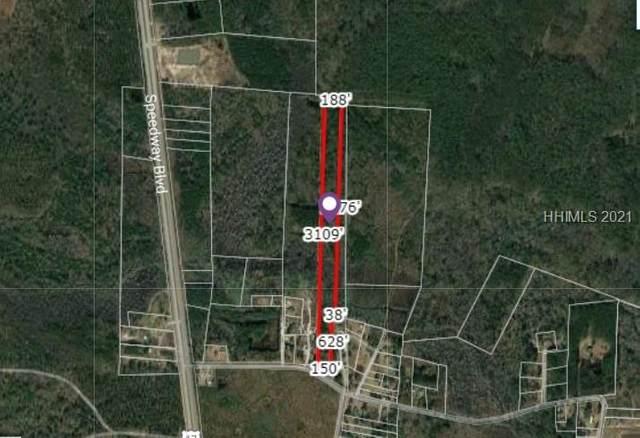 TBD Toomerville Road, Hardeeville, SC 29927 (MLS #414509) :: Charter One Realty