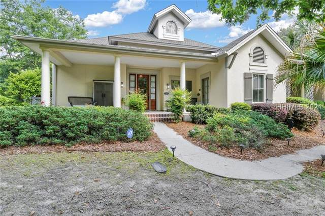 38 Claremont Avenue, Bluffton, SC 29910 (MLS #414514) :: Collins Group Realty
