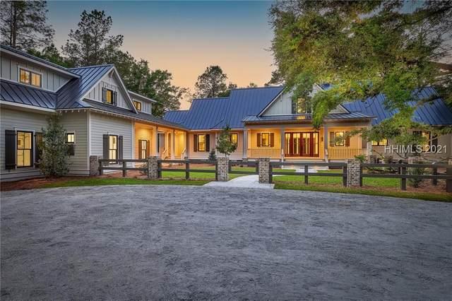 7 Fox Squirrel Court, Okatie, SC 29909 (MLS #414528) :: Hilton Head Real Estate Partners