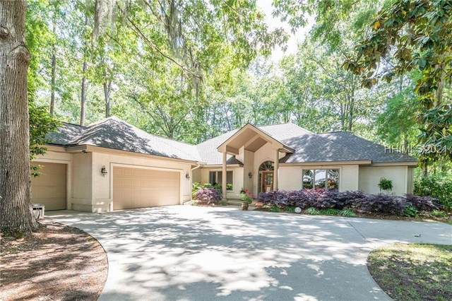 16 Sugar Mill Drive, Okatie, SC 29909 (MLS #414537) :: Charter One Realty