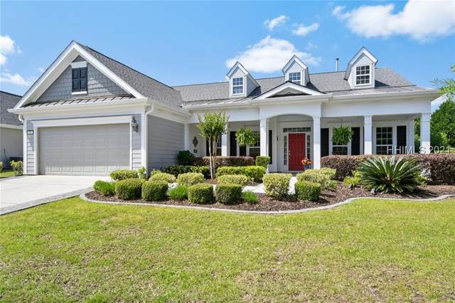 61 Herons Bill Drive, Bluffton, SC 29909 (MLS #414574) :: Hilton Head Dot Real Estate