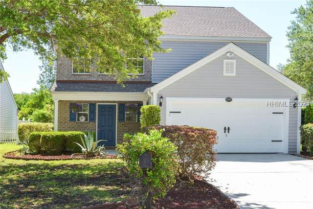 449 Live Oak Walk, Bluffton, SC 29910 (MLS #414606) :: The Bradford Group