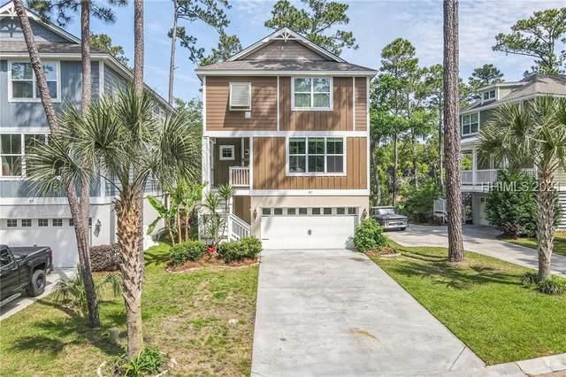 87 Jarvis Creek Lane, Hilton Head Island, SC 29926 (MLS #414660) :: Hilton Head Real Estate Partners