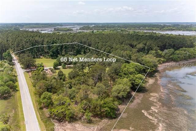 65 Net Menders Loop, Saint Helena Island, SC 29920 (MLS #414669) :: RE/MAX Island Realty