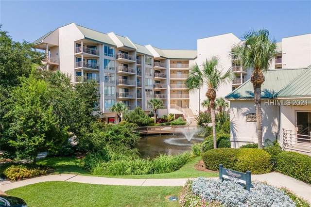 1 Ocean Lane #1508, Hilton Head Island, SC 29928 (MLS #414678) :: Hilton Head Real Estate Partners