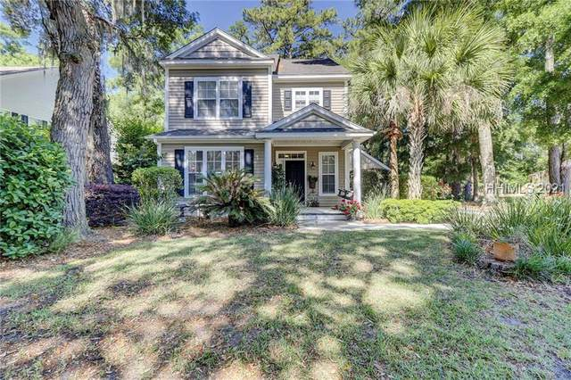 14 Timbercrest Circle, Hilton Head Island, SC 29926 (MLS #414680) :: RE/MAX Island Realty