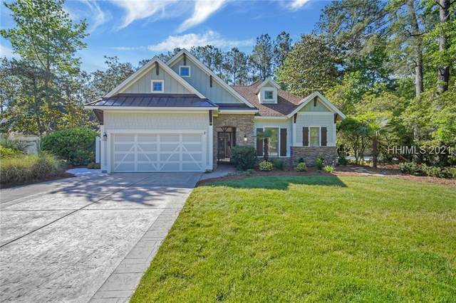 2 Sweet Pond Court, Bluffton, SC 29910 (MLS #414693) :: Hilton Head Dot Real Estate