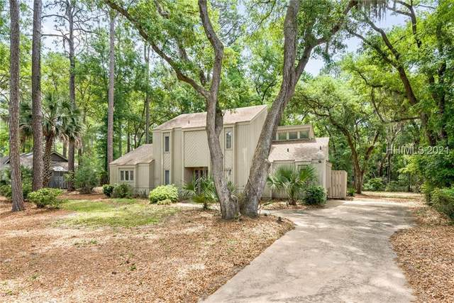 85 Governors Road, Hilton Head Island, SC 29928 (MLS #414699) :: The Alliance Group Realty