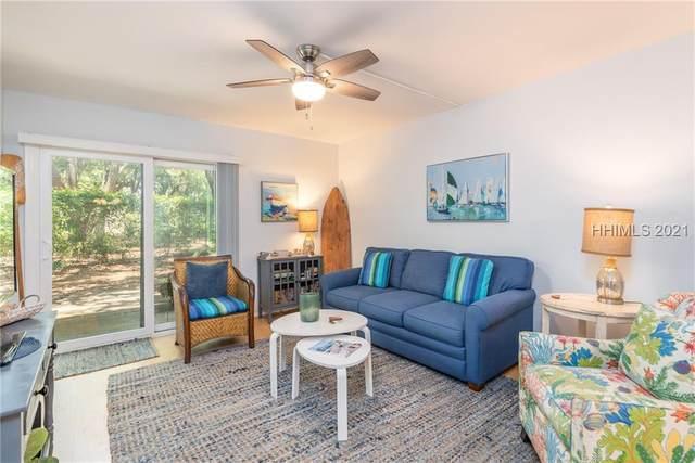 43 Folly Field Road #25, Hilton Head Island, SC 29928 (MLS #414704) :: Hilton Head Dot Real Estate