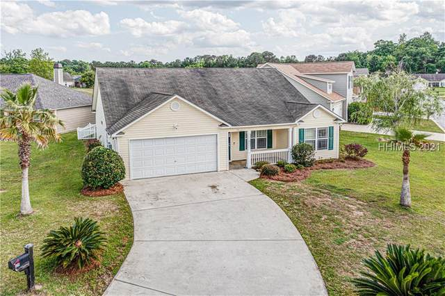 16 Sagebrook Drive, Bluffton, SC 29910 (MLS #414710) :: Hilton Head Real Estate Partners