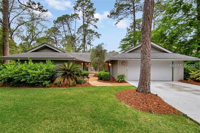 16 Newhall Road, Hilton Head Island, SC 29928 (MLS #414714) :: The Alliance Group Realty
